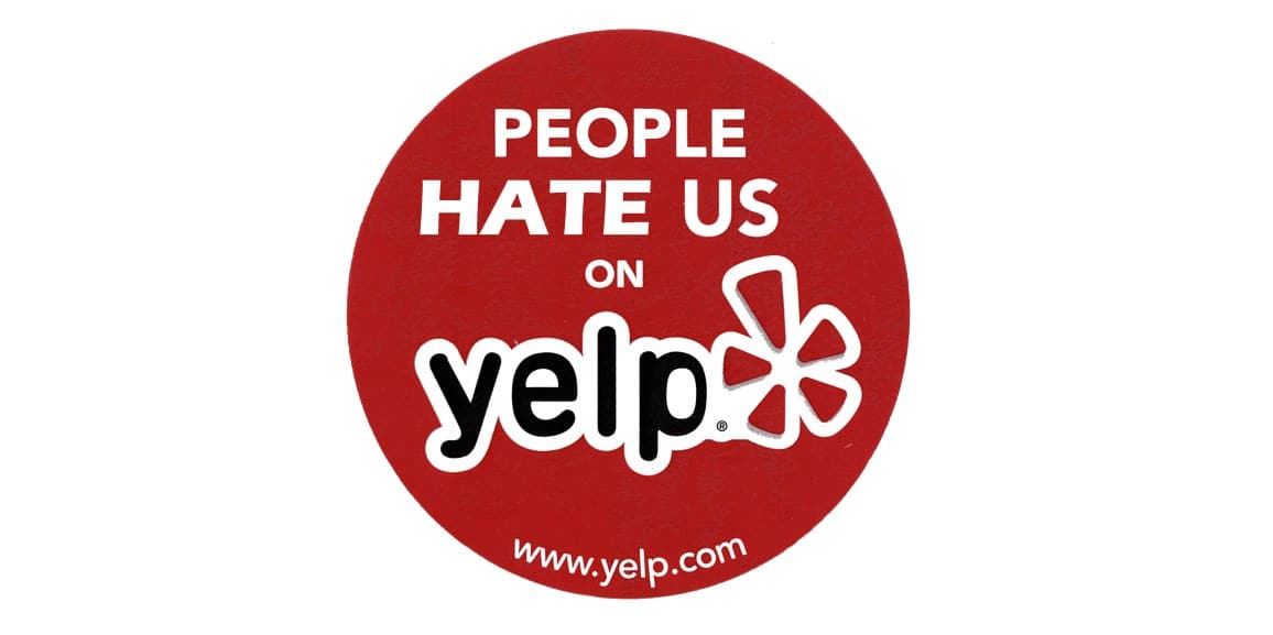 How to Deal with Bad Yelp Reviews