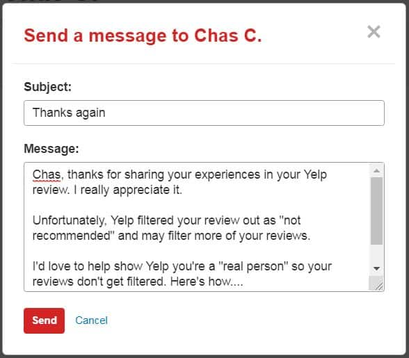 How to Get Yelp Reviews with 5 Stars That Don't Get Filtered